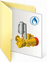 Электронасосы для сжиженных углеводородных газов (СУГ)