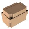 Коробка взрывозащищенная присоединительная КП-8U-И1 (с клеммами WAGO)